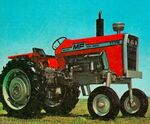MF 1175 Super Alto (High Crop) - 1977