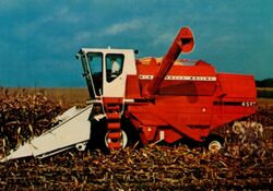 MM 4597 combine