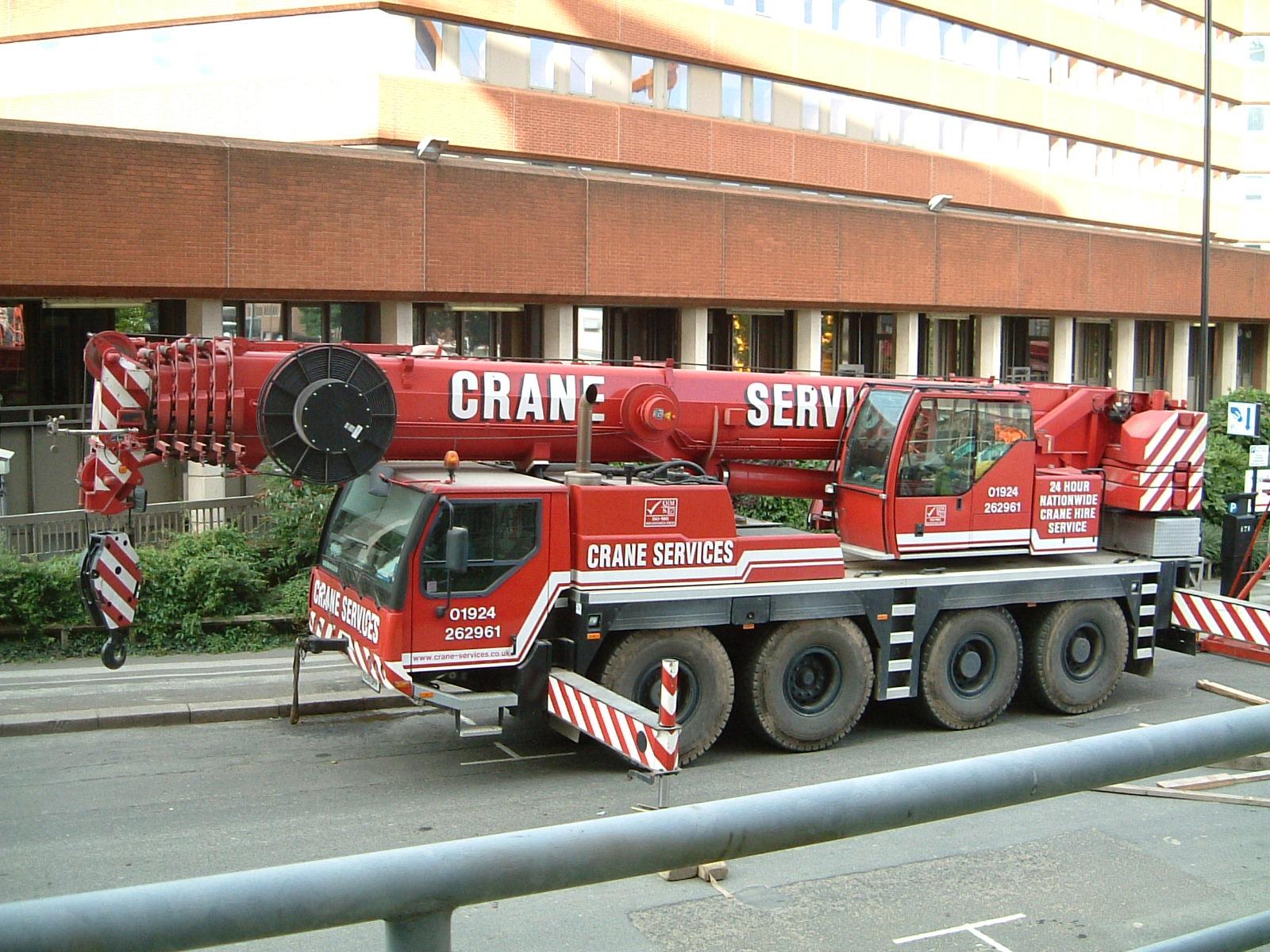 Crane   Tractor & Construction Plant Wiki   FANDOM powered by Wikia