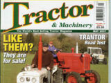 Tractor & Machinery Magazine