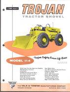 Trojan 114 brochure