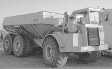 1980s DJB D350 ADT Diesel