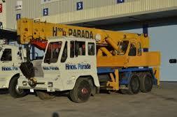 1983 GARASA G25 Crane on Pegaso Diesel 6X4 carrier