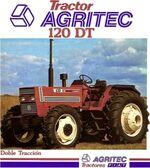 Agritec 120 DT brochure (Fiat)