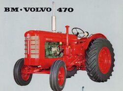 BM Volvo 470