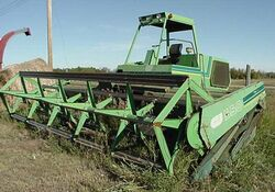 Cereal Implements 550 swather - 1987