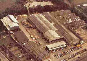 F TAYLOR & SONS LIMITED Glazebury factory
