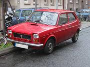 Fiat 127 1 v sst