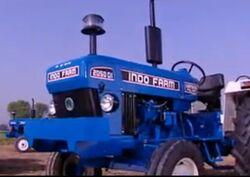 Indo Farm Ursus Poland 2050 DI - 2004