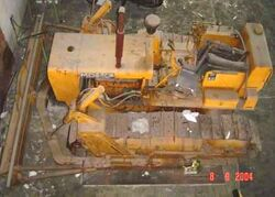 Malves MD 850A crawler