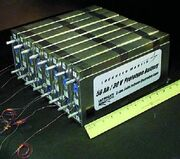 NASA Lithium Ion Polymer Battery