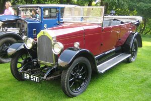 Swift 1926 Castle Hedingham 2008