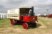 Thornycroft wagon no 39 (AD115) at carringhton 2015 - IMG 2749