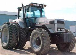 White 6195 MFWD - 1997