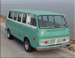 1968 Sportvan Custom 108