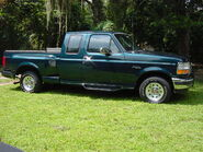 1994 Ford F-150 Flareside