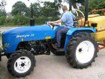 Benye 304 MFWD (blue) - 2006