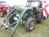 List of Deutz tractors