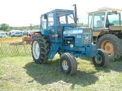 Ford 9600 at Belvoir 07 - DSCF0260
