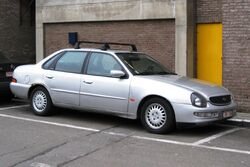 Ford Scorpio Final iteration