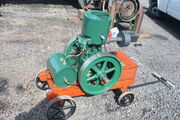 Lister junior no. 259249 at Klondyke Mill 09 - IMG 7267