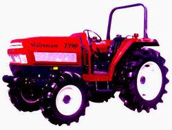 Millennium T390 MFWD - 2001