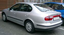 Seat Toledo rear 20080302