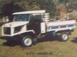 Tramontini CTT-1600-14 MFWD