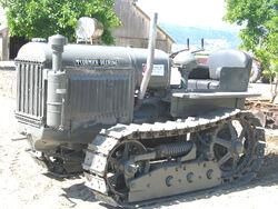 1930 Model 20 TracTracTor