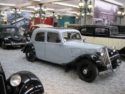 Citroen Traction 7A 1934 05
