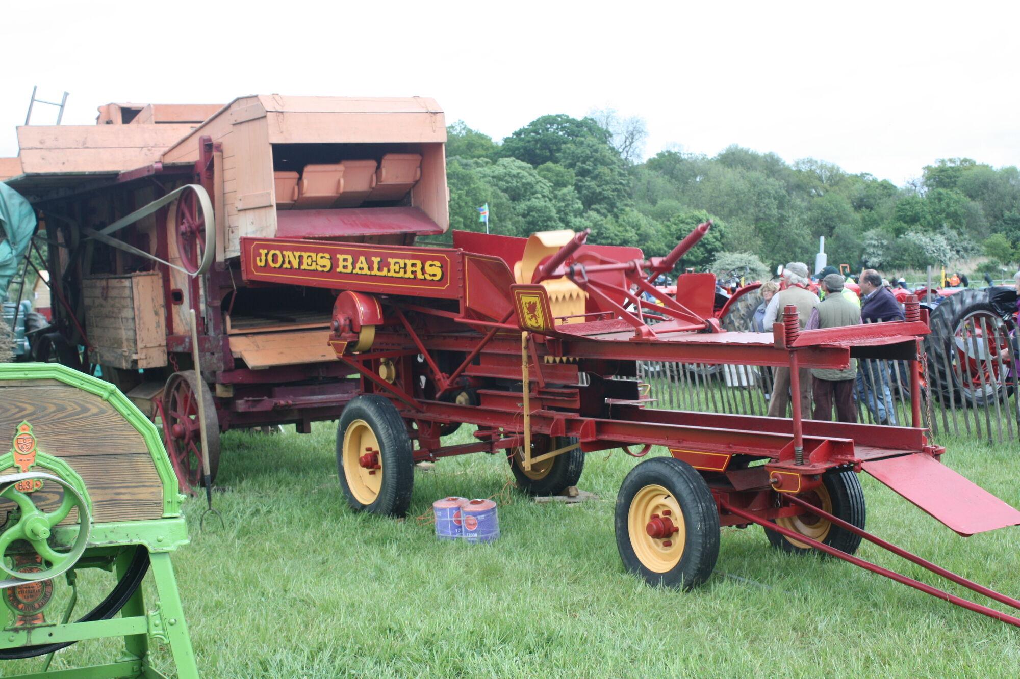 Jones Balers   Tractor & Construction Plant Wiki   FANDOM