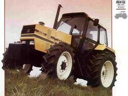 Marshall 954 XL MFWD brochure