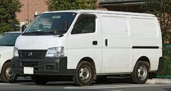 Nissan Caravan E25 001