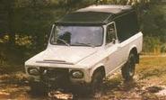 PORTARO Pampas 260 Pickup 4WD de 1984
