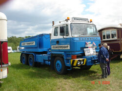 Scammell S26 at Belvoir 08