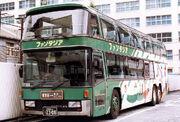 Tokyokuukoukotsu neoplan N122 3 SKYLINER Fantasiagou
