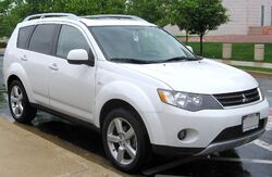 2nd Mitsubishi Outlander