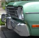 74 Valiant Front Bumper