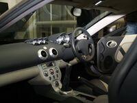 Ascari KZ1 Interior