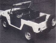 Engesa 4 Fase II SUV