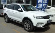 Geely Boyue 01 China 2016-04-07