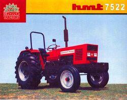 HMT 7522 - 2013