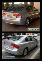 Honda Civic Clean Models USA & BRA