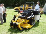JCB Zero swing mower