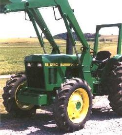JD 1250 MFWD