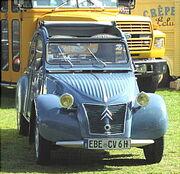 MHV Citroën 2CV
