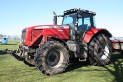 Massey Ferguson 8460 at ECTS 2013 IMG 0019