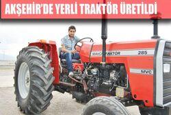 Mavci Traktor 285 MVC (MF) - 2013