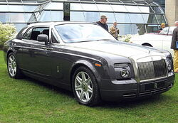Rolls-Royce Phantom-Coupé Front-view