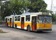 Timisoara G&S trolleybus 23, ex-Kapfenberg